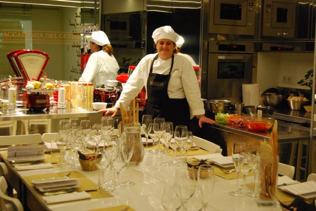 Cursos de cocina italiana en madrid cursos de cocina en for Curso cocina profesional pdf